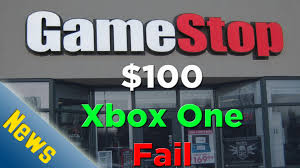 xbox 1 gamestop black friday how to get a new xbox one for 100 gamestop deal rant youtube