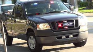 led lights for pickup trucks largo police unmarked pickup truck red and blue led lights all over
