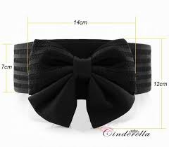 black ribbon belt partydress cinderella rakuten global market westmark black