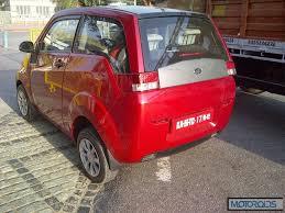 Mahindra Reva E20 Interior Mahindra Reva E2o Nxr Electric Car Spy Pictures And Details