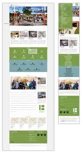 website homepage design harriman website peter kery