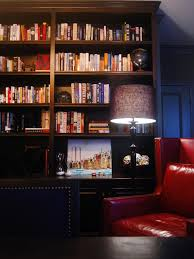 cool home library designs reading room ideas youtube idolza astounding design ideas of home library with rectangle shape dark brown wooden bookshelves and red leather