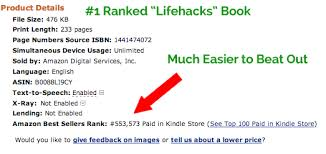 how much did amazon sell its kindle for on black friday 1 on amazon an ebook marketing guide for self publishers