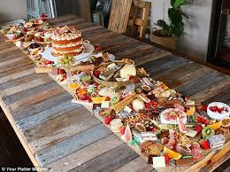 wedding platter sumptuous platters that are metres are wedding food