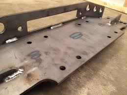 jeep yj winch atoz fabrication standard winch mount for jeep wrangler yj tj