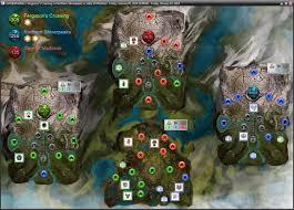 Gw2 World Map by Gw2battlestats Guildwars2 Live Wvw Match Event Map Score Ppt Chart
