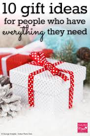 christmas gifts for people who have everything christmas gift ideas