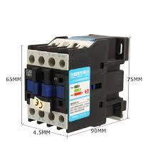 cjx2 1801 ac 220v 380v 18a contactor motor starter relay 3 pole
