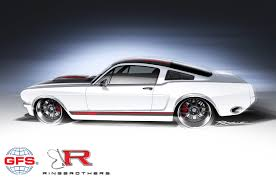 ring brothers mustang for sale ring brothers to debut nascar powered 1965 mustang at sema