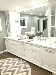 Standard Bathroom Vanity Top Sizes by Vanities Double Sink Vanity With Makeup Area Double Sink Vanity
