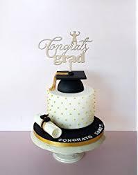 graduation cake toppers graduation cap cake topper black kitchen dining