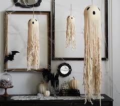 gauze hanging ghosts pottery barn kids