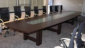 Glass Boardroom Tables Boardroom Table Wenge Solid And Veneer Innovative Joinery