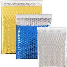 peel and seal metallic mailers peel seal closure jam paper