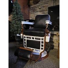Barber Chair For Sale Kochs Barber Chair Ebay