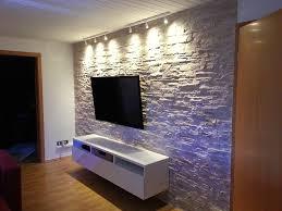Natursteinwand Wohnzimmer Ideen Innenarchitektur Kühles Schönes Wohnzimmer Ideen Tv Wand Stein