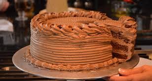 mocha coffee chocolate cake baking with nadia