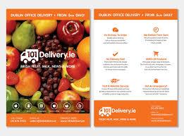 fruit delivery service fiona mcfadden graphic design dublin branding