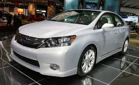 lexus cars 2009 2010 lexus hs250h hybrid video news car and driver
