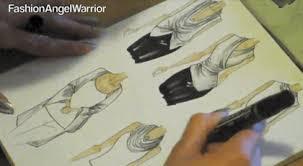 fashion sketching archives fashion angel warrior