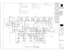 updike hall drawings volume 2 floor plans vincennes university