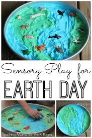 sensory play for earth day sensory activities sensory play and