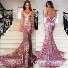 prom jumpsuit sparkly gold jumpsuit prom dresses 2018 marsala spaghetti