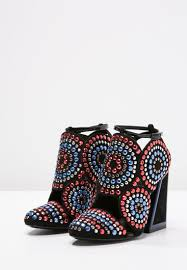 womens ankle boots in sale ankle boots maconie frida ankle boots multicolor