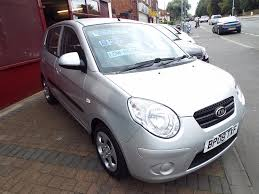 used kia picanto 5 doors for sale motors co uk