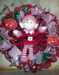 33 best deco mesh ribbon wreaths images on mesh ribbon