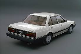 1988 Accord Hatchback 1984 85 Honda Accord Saloon Gtli Jdm Classic Pinterest Honda