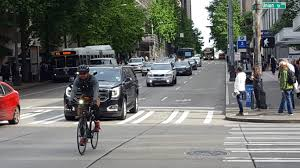 Good West Seattle Bike Routes by How To Build Bike Lanes On 4th Avenue The Northwest Urbanist