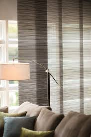 Levolor Panel Track Blinds by Sliding Glass Door Applications Window Coverings