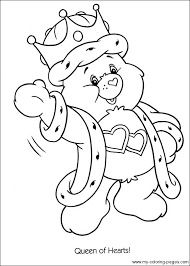 care bear coloring pages online some days are grumpy bears