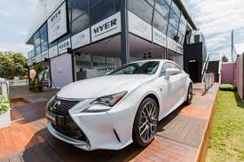 lexus used melbourne melbourne cup 2016 spring racing carnival launch