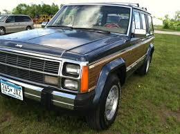 old jeep grand wagoneer purchase used 1988 jeep grand wagoneer old jeep super clean