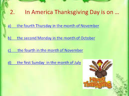 origin of thanksgiving day quiz сибирина елена рудольфовна мбоу сош