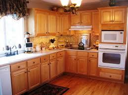 top 5 colors for oak cabinet kitchens paint colors with oak
