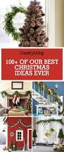 Best Decorations 100 Country Christmas Decorations Holiday Decorating Ideas 2017