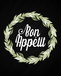 free printable bon appetit farmhouse chalkboard print the
