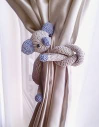 76 best curtain tie backs images on pinterest curtain tie backs