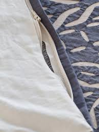 How To Put Duvet Cover Turn A Coverlet Into A Duvet Cover Hgtv