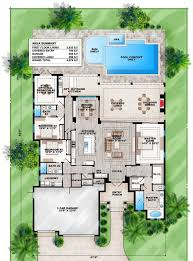plan 86027bw florida living with wonderful outdoor space