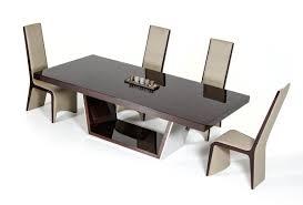 Gloss Dining Tables Modern High Gloss Dining Table Modern Furnishings