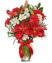 ashland flowers season s greetings arrangement in ashland city tn a garden