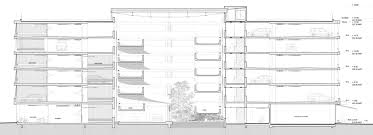 Parking Building Floor Plan Gallery Of Parking Building In Grenoble Gap Grudzinski U0026 Poisay