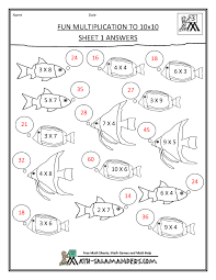 fun math puzzle worksheets worksheets