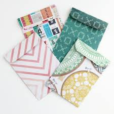 pocket envelopes diy scrapbook paper pocket envelope gathering beauty