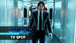 movie tickets john wick chapter 2 2017 john wick chapter 2 2017 movie official tv spot blown away