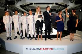 martini racing shirt martini joins forces with f1 team williams